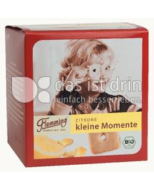 Produktabbildung: Flemming Kleine Momente Zitrone 125 g