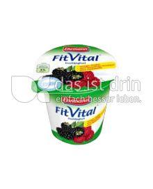 Produktabbildung: Ehrmann FitVital Diät Himbeer-Brombeer 150 g