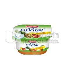 Produktabbildung: Ehrmann FitVital Diät Blutorange-Ananas 150 g