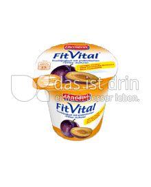 Produktabbildung: Ehrmann FitVital Verdauungsfördernd Dörrpflaume-Ballaststoffe 150 g