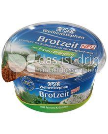 Produktabbildung: Weihenstephan Brotzeit - mit feinen Kräutern 150 g