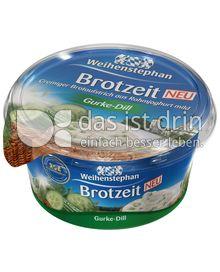 Produktabbildung: Weihenstephan Brotzeit - Gurke-Dill 150 g