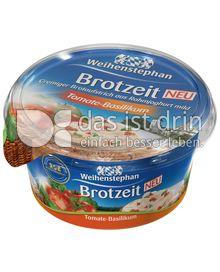 Produktabbildung: Weihenstephan Brotzeit - Tomate-Basilikum 150 g
