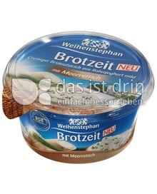 Produktabbildung: Weihenstephan Brotzeit - mit Meerrettich 150 g