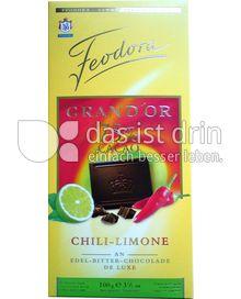Produktabbildung: Feodora Gand'or Chili-Limone 100 g