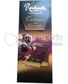 Produktabbildung: Reichardt Edelbitter mit Kakaonibs 125 g