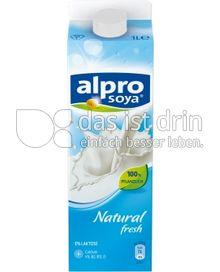 Produktabbildung: Alpro Soya Soja Milch Natural Fresh 1 l