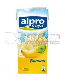 Produktabbildung: Alpro Soya Banana 1 l