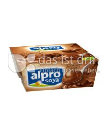 Produktabbildung: Alpro Soya Soja Dessert Schokolade Mildfein 4 St.