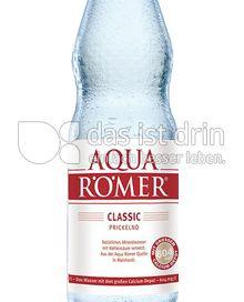 Produktabbildung: Aqua Römer Classic prickelnd 1 l