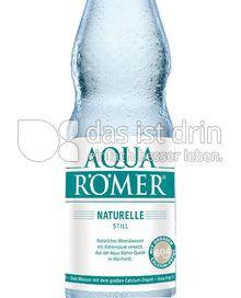 Produktabbildung: Aqua Römer Naturelle still 1 l