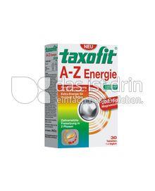 Produktabbildung: Taxofit A-Z + Energie 30 St.