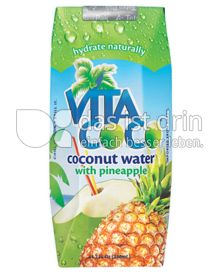 Produktabbildung: Vita Coco Pineapple 330 ml