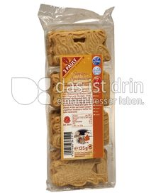 Produktabbildung: 3 PAULY Gewürzspekulatius 125 g