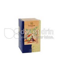 Produktabbildung: Sonnentor Sanddorn Genuss-Tee Aufgussbeutelspender 18 St.