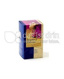 Produktabbildung: Sonnentor Ingwer-Zitronen Tee Aufgussbeutelspender 20 St.