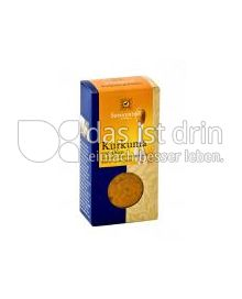 Produktabbildung: Sonnentor Kurkuma 40 g