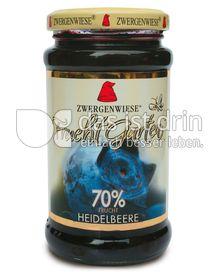 Produktabbildung: Zwergenwiese Heidelbeere Fruchtgarten 250 g