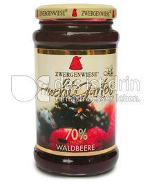 Produktabbildung: Zwergenwiese Waldbeere Fruchtgarten 250 g