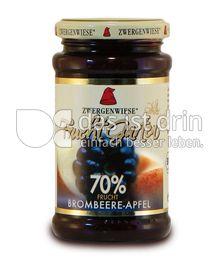 Produktabbildung: Zwergenwiese Brombeere Apfel Fruchtgarten 250 g