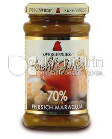 Produktabbildung: Zwergenwiese Pfirsich-Maracuja Fruchtgarten 250 g