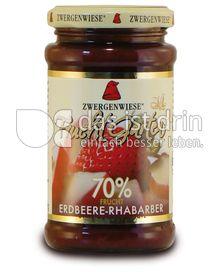 Produktabbildung: Zwergenwiese Erdbeere-Rhabarber Fruchtgarten 250 g