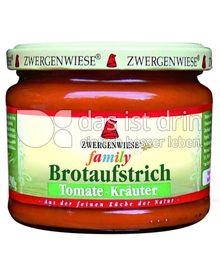 Produktabbildung: Zwergenwiese Tomate-Kräuter 290 g