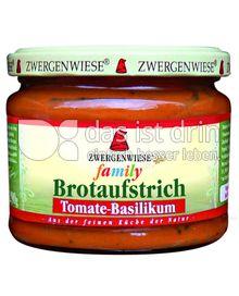 Produktabbildung: Zwergenwiese Tomate-Basilikum 290 g