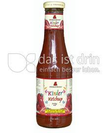 Produktabbildung: Zwergenwiese Kinder Ketchup mit Apfelsüße 300 ml