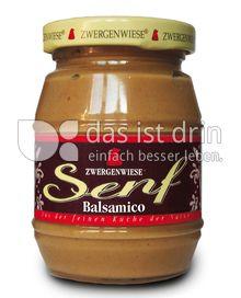 Produktabbildung: Zwergenwiese Senf Balsamico 160 ml