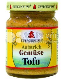 Produktabbildung: Zwergenwiese Gemüse-Tofu-Brotaufstrich 125 g
