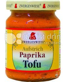 Produktabbildung: Zwergenwiese Paprika-Tofu Brotaufstrich 125 g