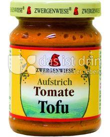 Produktabbildung: Zwergenwiese Tomate-Tofu Brotaufstrich 125 g
