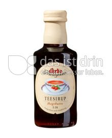 Produktabbildung: Darbo Teesirup Hagebutte 220 ml