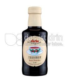 Produktabbildung: Darbo Teesirup Rote Früchte 220 ml