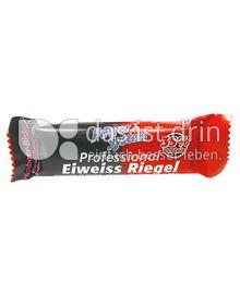 Produktabbildung: Power System Professional Eiweiss Riegel Himbeer-Biskuit 45 g