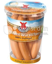 Produktabbildung: Mühlen Würstchen Geflügel Würstchen 222 g