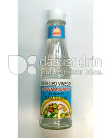 Produktabbildung: Golden Mountain Destillierter Zuckerrohr Essig 200 ml
