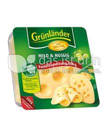 Produktabbildung: Grünländer Mild & Nussig 350 g