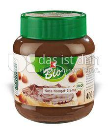 Produktabbildung: K-Bio Nuss-Nougat-Creme 400 g