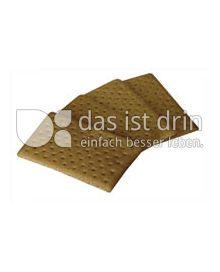 Produktabbildung: Werz Dinkel-Vollkorn-Knusperbrot 100 g