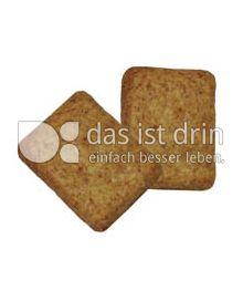 Produktabbildung: Werz Dinkel-Vollkorn-Butter-Kekse 150 g