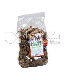 Produktabbildung: Werz Dinkel-Braunhirse-Nudeln 200 g
