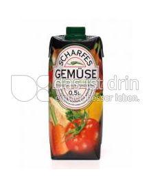 Produktabbildung: Scharfes Gemüse Pikanter Gemüsesaft 0,5 l