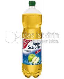 Produktabbildung: Gut & Günstig Apfel-Schorle 1,5 l