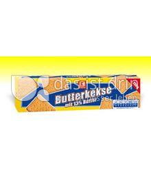 Produktabbildung: KClassic Butterkekse 250 g