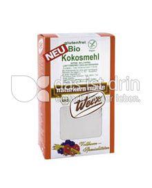Produktabbildung: Werz Kokosmehl 1000 g