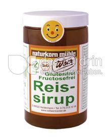 Produktabbildung: Werz Reissirup 600 g