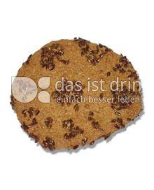 Produktabbildung: Werz Roggen-Leinsamen-Cräcker 5 St.