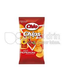 Produktabbildung: Chio Chips Hot Peperoni 175 g